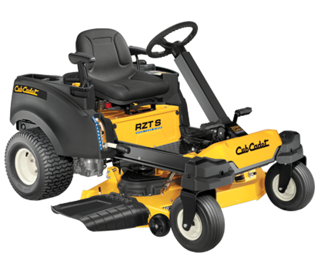 Picture of CUB CADET RZTS 46 FAB DECK WITH KAWASAKI 23HP ENGINE