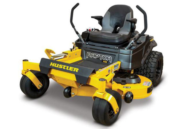 Picture of HUSTLER RAPTOR XD 54'' ZERO TURN MOWER