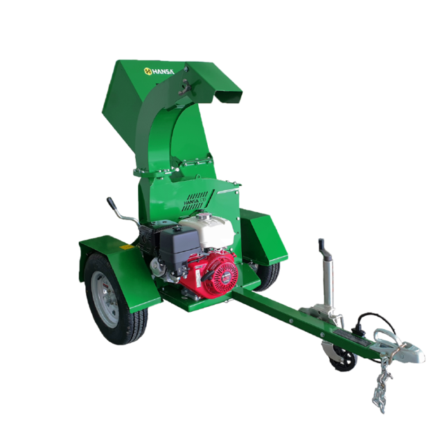 Picture of HANSA C13 ROAD TRAILER swivel outlet